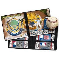 Kansas City Royals Mascot Ticket Album