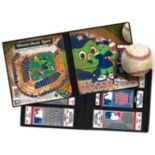 Houston Astros Mascot Ticket Album