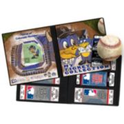 Colorado Rockies Mascot Ticket Album