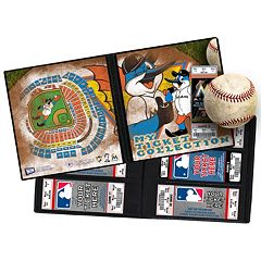 Miami Marlins Mascot Ticket Album