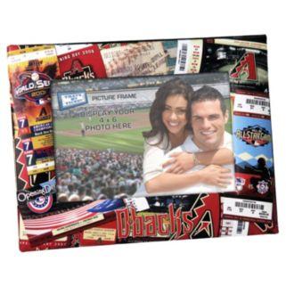 Arizona Diamondbacks 4 x 6 Ticket Collage Picture Frame
