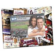 Atlanta Braves 4 x 6 Ticket Collage Picture Frame