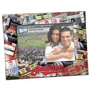 Cleveland Indians 4 x 6 Ticket Collage Picture Frame