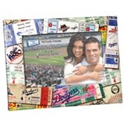 Los Angeles Dodgers 4 x 6 Ticket Collage Picture Frame