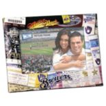 "Milwaukee Brewers 4"" x 6"" Ticket Collage Picture Frame"