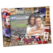 "Minnesota Twins 4"" x 6"" Ticket Collage Picture Frame"
