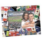 New York Mets 4 x 6 Ticket Collage Picture Frame