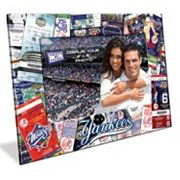 New York Yankees 4 x 6 Ticket Collage Picture Frame