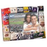 "San Diego Padres 4"" x 6"" Ticket Collage Picture Frame"