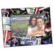 Tampa Bay Rays 4 x 6 Ticket Collage Picture Frame