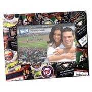 Washington Nationals 4 x 6 Ticket Collage Picture Frame