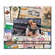 Baltimore Orioles 8 x 8 Ticket and Photo Album Scrapbook