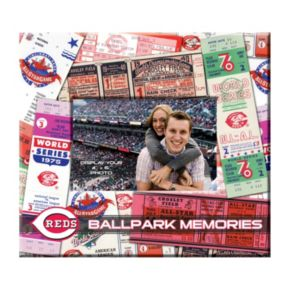 Cincinnati Reds 8 x 8 Ticket and Photo Album Scrapbook