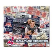 Cleveland Indians 8 x 8 Ticket and Photo Album Scrapbook
