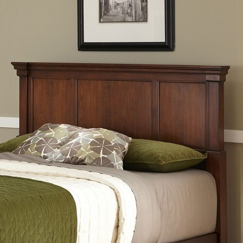 Aspen Rustic Cherry Queen / Full Headboard
