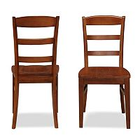 Aspen 2 pc Dining Chair Set