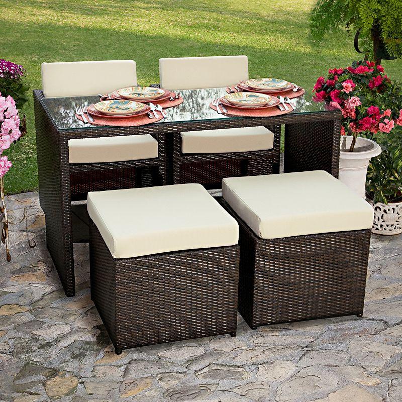 Brown Resin Outdoor Furniture Kohl 39 S