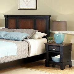 Aspen 2-pc. King Headboard & Nightstand Set