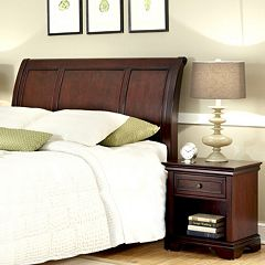 Lafayette 2 pc Queen Headboard & Nightstand Set