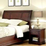Lafayette 2-pc. King Headboard & Nightstand Set