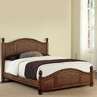 Marco Island 3-pc. Queen Headboard, Footboard & Frame Set