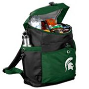 Michigan State Spartans Backpack Cooler