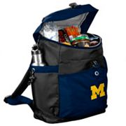 Michigan Wolverines Backpack Cooler
