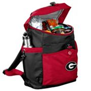 Georgia Bulldogs Backpack Cooler