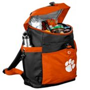 Clemson Tigers Backpack Cooler
