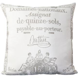 Decor 140 Aigle Decorative Pillow - 18'' x 18''