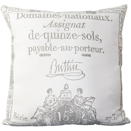 "Decor 140 Aigle Decorative Pillow - 18"" x 18"""