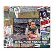 New York Yankees 8 x 8 Ticket and Photo Album Scrapbook