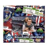 "Tampa Bay Rays 8"" x 8"" Ticket and Photo Album Scrapbook"