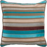 "Decor 140 Bern Striped Decorative Pillow - 18"" x 18"""