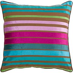 Decor 140 Bern Striped Decorative Pillow - 18' x 18'