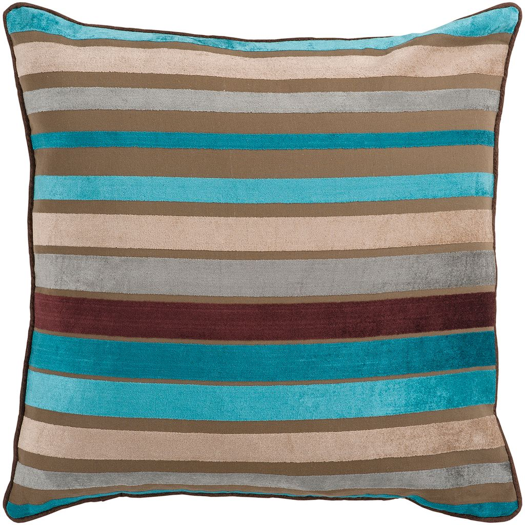 Decor 140 Bern Striped Decorative Pillow - 22