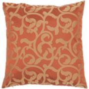 "Decor 140 Charleston Jacquard Decorative Pillow - 18"" x 18"""