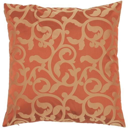 Decor 140 Charleston Jacquard Decorative Pillow - 18'' x 18''