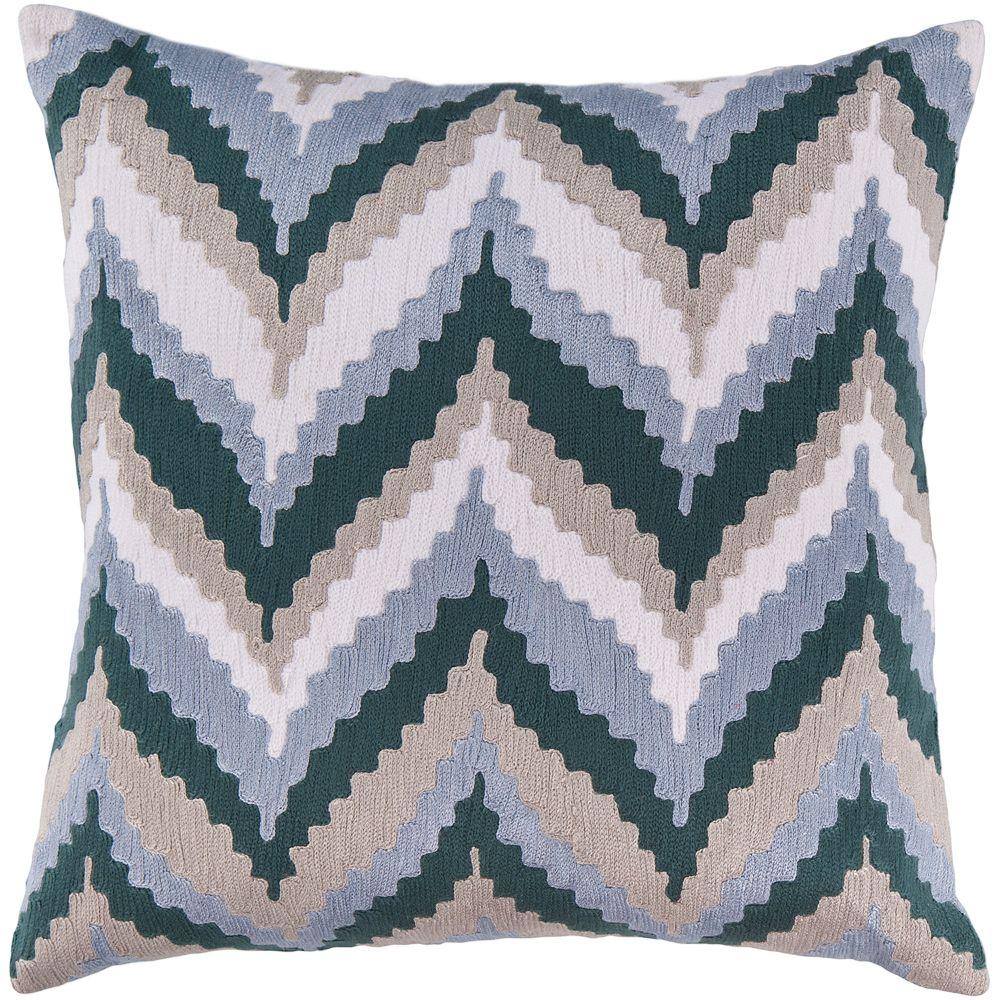 Decor 140 Chur Ikat Throw Pillow