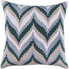 Decor 140 Chur Ikat Decorative Pillow - 18' x 18'