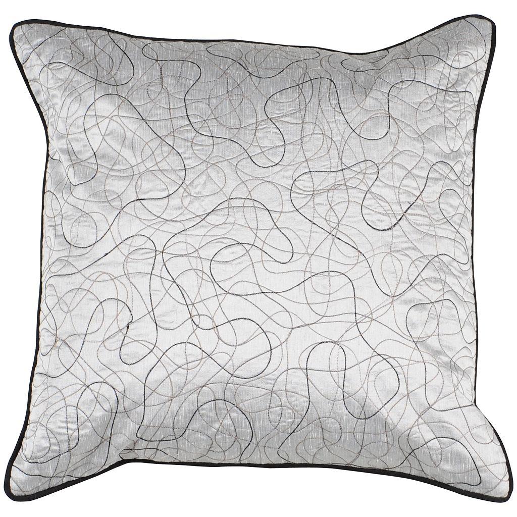 Decor 140 Cross Line Decorative Pillow - 18