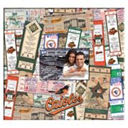 Baltimore Orioles 12 x 12 Ticket and Photo Album Scrapbook