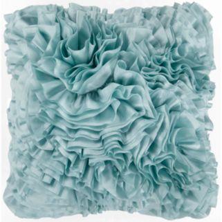 "Decor 140 Ebikon Ruffle Decorative Pillow - 22"" x 22"""