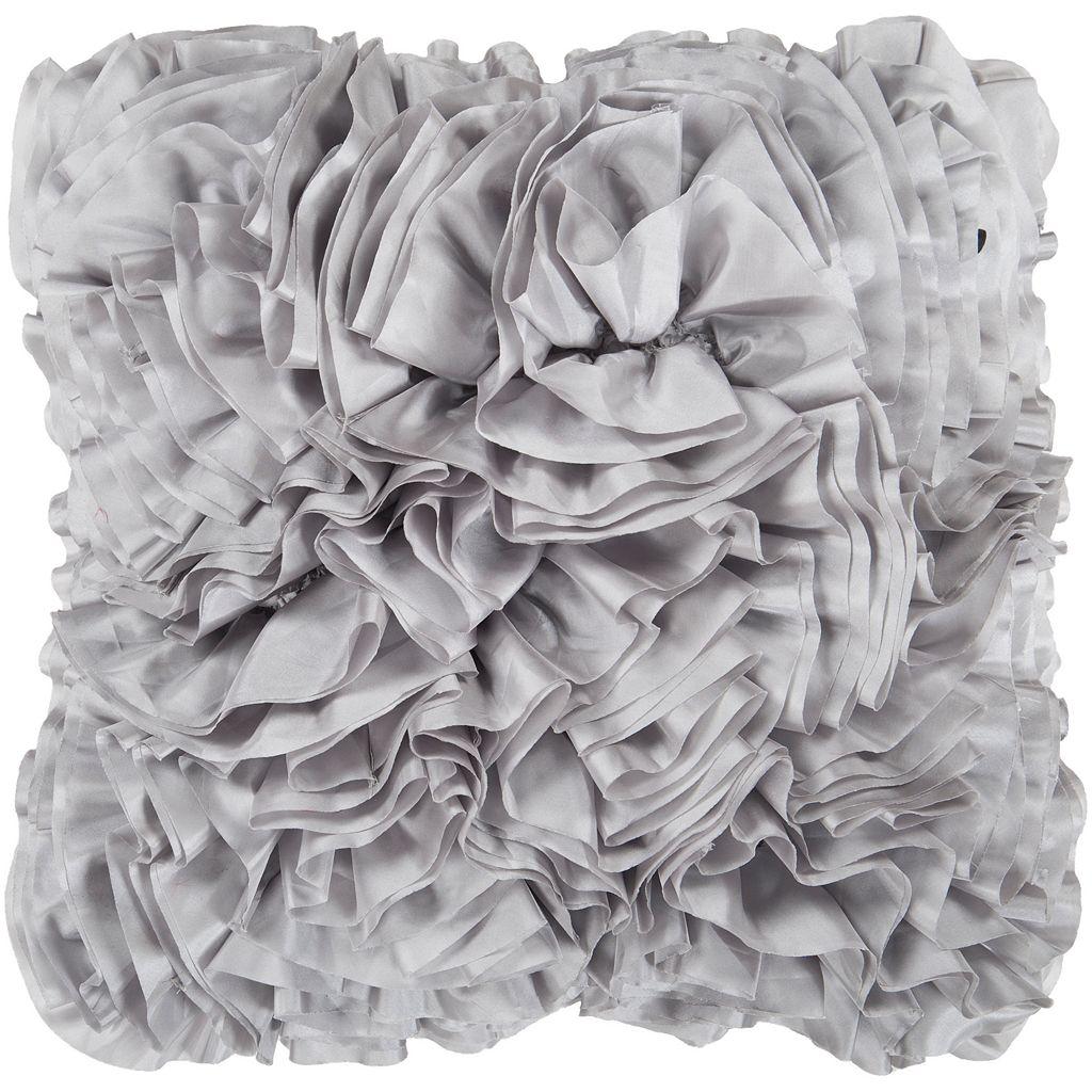 Decor 140 Ebikon Ruffle Decorative Pillow - 22