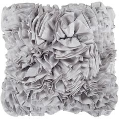 Decor 140 Ebikon Ruffle Decorative Pillow - 22' x 22'