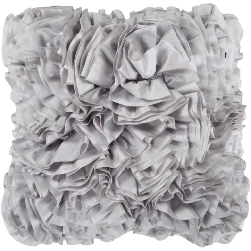 "Decor 140 Ebikon Ruffle Decorative Pillow - 22"" x 22"""