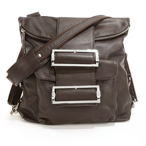 AmeriLeather Rocco Leather Messenger Bag
