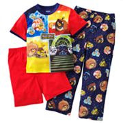 Angry Birds Star Wars Four Galaxies 3-pc. Pajama Set - Boys 4-12