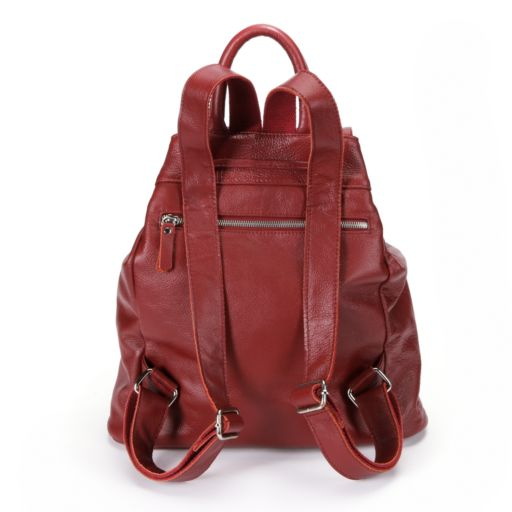 AmeriLeather Chief Leather Backpack