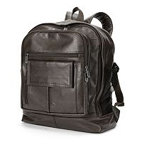 AmeriLeather Traditional Leather Backpack